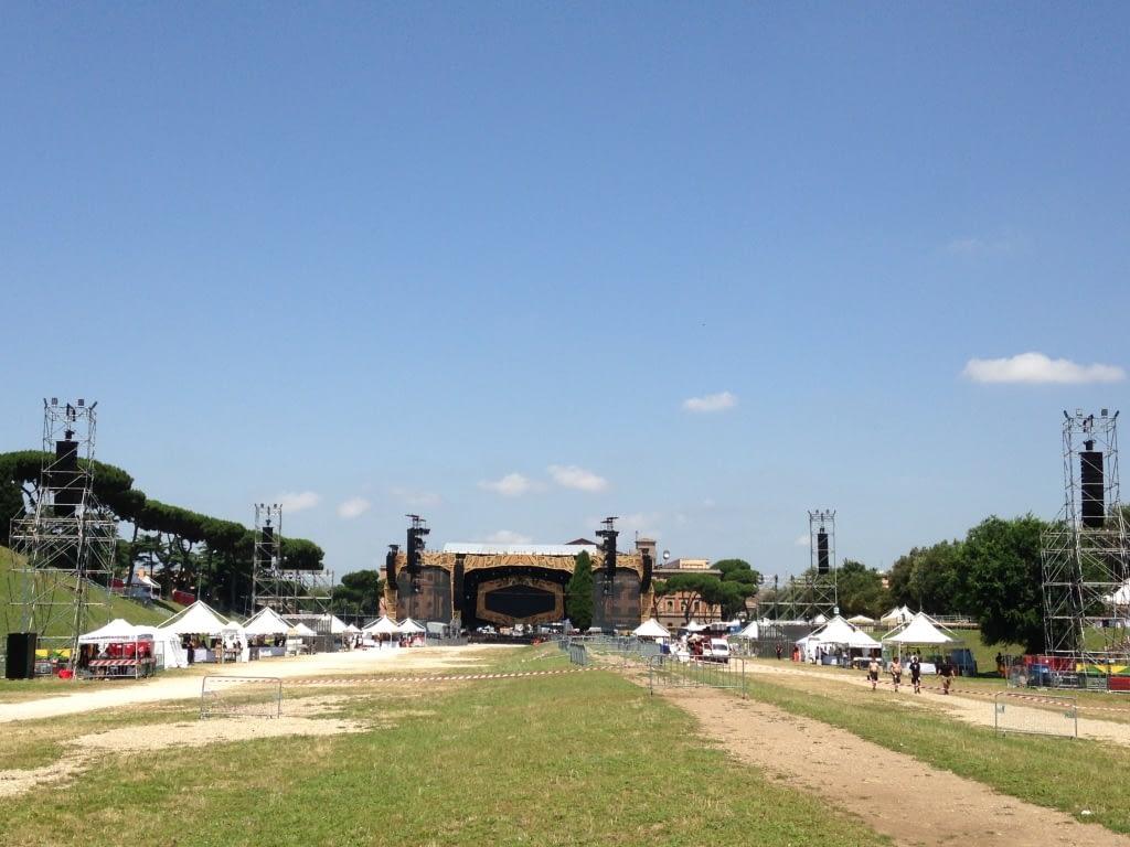 Rolling Stone Circo Massimo 1 2014