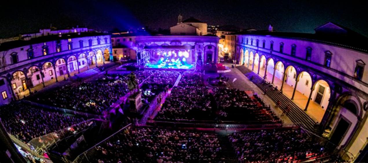 Musart Firenze – piazza della SS Annunziata
